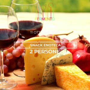 Snack Enoteca Fermento 2